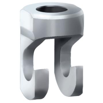 Alumínium horog