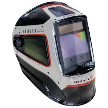 Fejpajzs LCD HELMET APOLLO 5-9/9-13