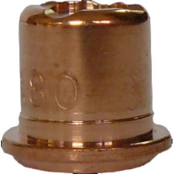 Plazma fúvóka 1,1mm A80, A81 Trafimet MW