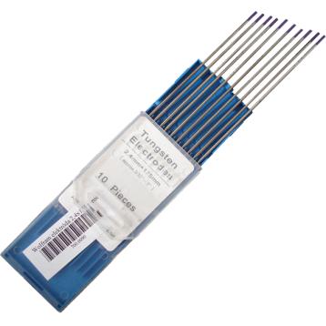 Wolfram elektróda 175x1,0mm E3 lila **