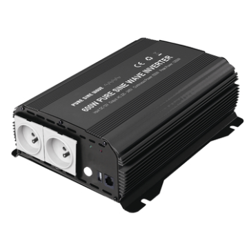 PSW 600W (12V) szinusos feszültség átalakító