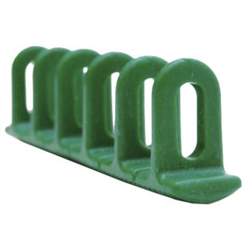 Multipad zöld gömbölyű 6x22x156 mm 3db/csomag