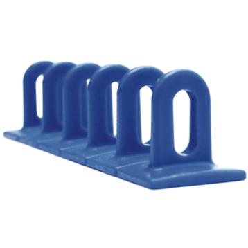 Multipad kék lapos 6x36x156 mm 3db/csomag