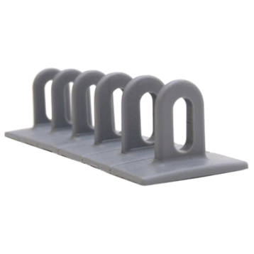 Multipad szürke lapos 6x50x156 mm 3db/csomag