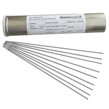 Aluweld 12 SI 3.20 mm (EL-AISi 12) - alumínium hegesztő elektróda