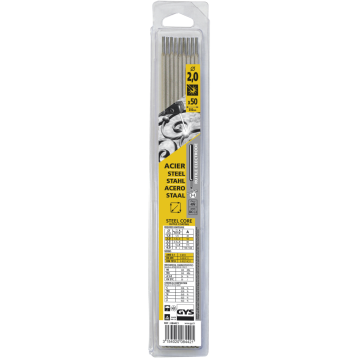RUTIL 6013 - 2.00 GYS 50 szál - rutilos hegesztő elektróda