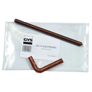 Elektróda készlet GYS 2db-os