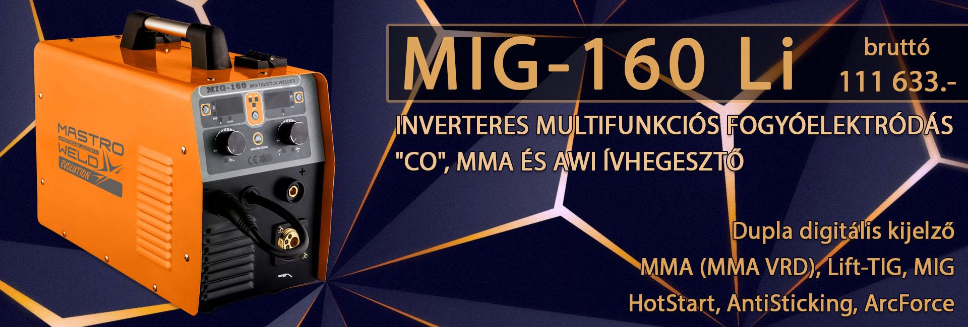 MIG-160 Li
