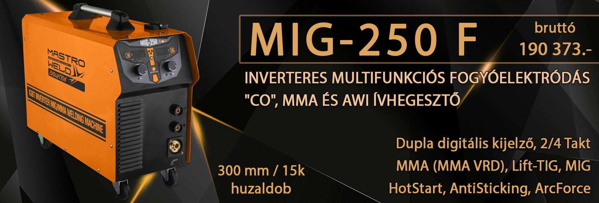 MIG-250 F