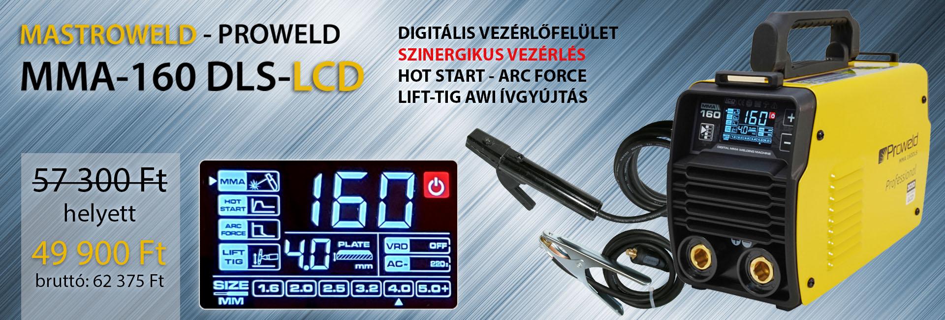 MMA-160 DLS-LCD