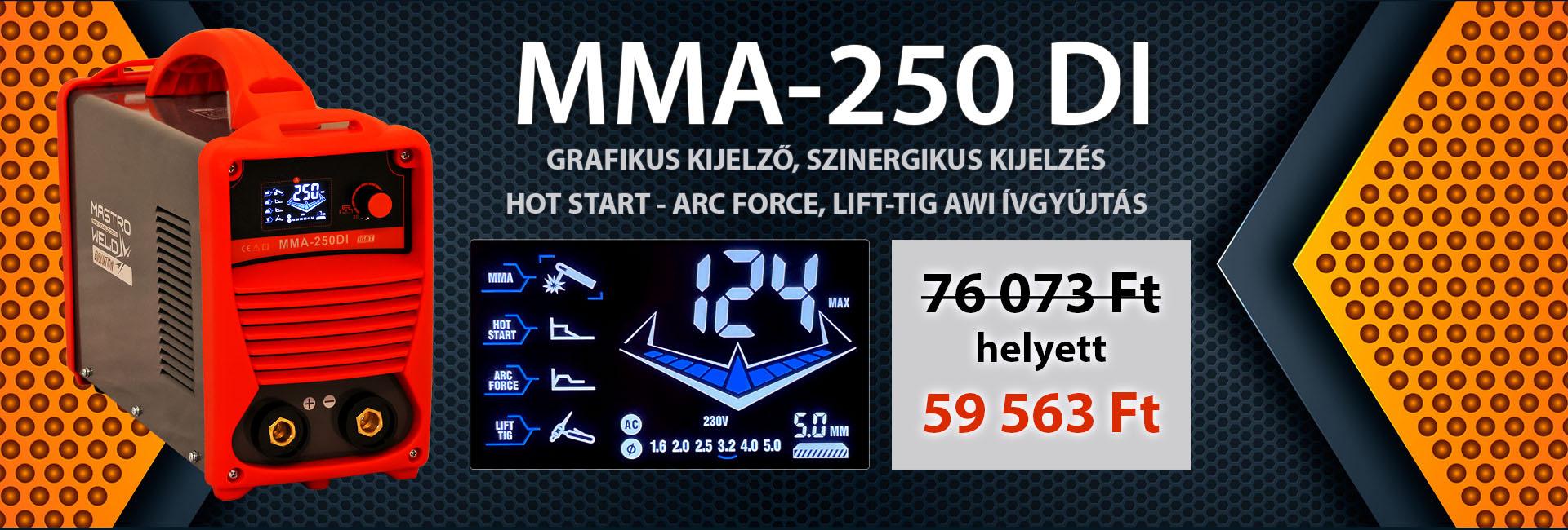 MMA-250 DI